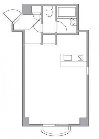 グリーンヒル鷹番 / 3階 部屋画像1