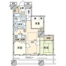 富久クロスコンフォートタワー / 4810 部屋画像1