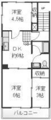 STUDIO都立大学 / 4階 部屋画像1