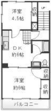 STUDIO都立大学 / 501 部屋画像1