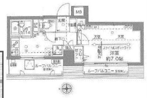 アーバイル神田EAST / 9階 部屋画像1