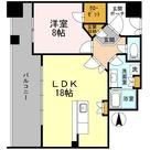 カスタリア日本橋高津 / 1108 部屋画像1