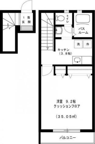 リーベンハイム / 2階 部屋画像1