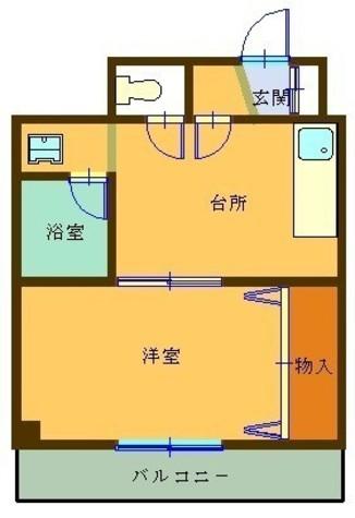 リアライズマンション / 502 部屋画像1