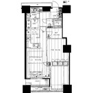 富久クロスコンフォートタワー / 32 部屋画像1