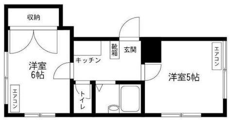 リブ上池台Ⅱ / 2f1 部屋画像1