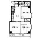 多摩リバビューマンション / 7f6 部屋画像1