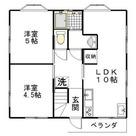 ファボーレ目黒本町 / 201 部屋画像1