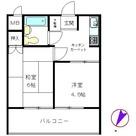 新宿御苑前 6分マンション / 812 部屋画像1