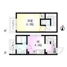 (仮)大田区中馬込2丁目計画 / 3f3 部屋画像1