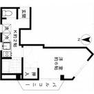 アツミハイツ / 2f4 部屋画像1