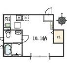 品川区豊町新築賃貸アパート / 1f1 部屋画像1