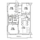 ヒルフォート目黒 / 302 部屋画像1