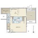 月光町アパートメント / 302 部屋画像1