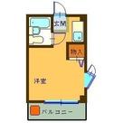 ダジュール松原 / 101 部屋画像1