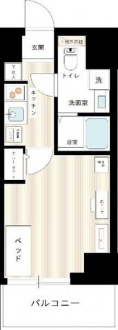 スパシエソリデ横浜鶴見 / 903 部屋画像1