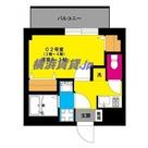 b'CASA yamashitacho (ビーカーサ山下町) / 402 部屋画像1