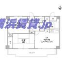 クリフサイド中川 / 306 部屋画像1