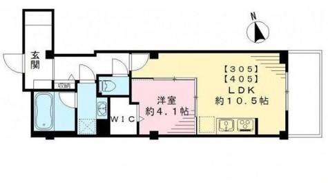 グランドニコス / 3階 部屋画像1