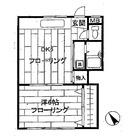 城南アパート / 4F 部屋画像1