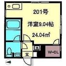 アルクス三田ウエスト / 2f1 部屋画像1