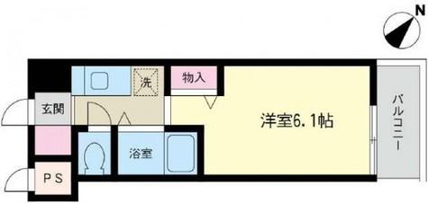 アイナレア・ビラ(AINAREA VILLA) / 3階 部屋画像1