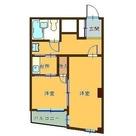 櫻井フラット / 203 部屋画像1