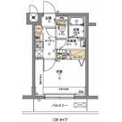 フェルクルール新横浜 / 402 部屋画像1