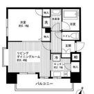 ユニーブル田町 / 3f2 部屋画像1