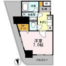 カスタリアタワー肥後橋 / 1401 部屋画像1