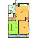 ベルハイツ恋ヶ窪 / 405 部屋画像1