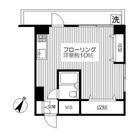 第22宮廷マンション / 604 部屋画像1