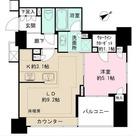 ザ・パークハウス大井町ウエストコート / 8f4 部屋画像1