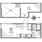グランエッグス大崎 / f02 部屋画像1