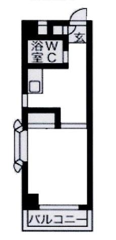 メゾンブランシュ(旧ワールドハイツ不動前) / 214 部屋画像1