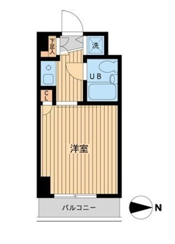 ステラコート横浜南(旧:パルポート横浜南) / 1104 部屋画像1