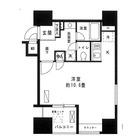 一ツ橋フォレスター / 10階 部屋画像1