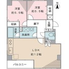 メゾン大森高橋 / 3f2 部屋画像1