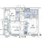 エステムプラザ蒲田TAKARABUNE / 31f2 部屋画像1