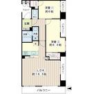 ナイスエスアリーナ横濱鶴見 / 602 部屋画像1