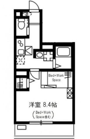 ベルクレールシロカネ / 1階 部屋画像1