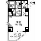プライムアーバン四谷外苑東 / 1503 部屋画像1