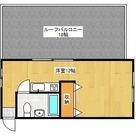 曙マンション / 405 部屋画像1