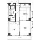 ボーン赤坂 / 4f4 部屋画像1