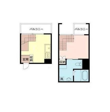 カ・ドゥアーレ(Ca' DUALE) / 4階 部屋画像1