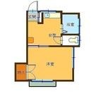奥村アパート / 202 部屋画像1