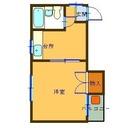 コーポ福田B棟 / 205 部屋画像1