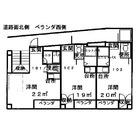 明和・上高井戸 / 102 部屋画像1