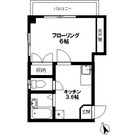 ファミーユ若葉 / 103 部屋画像1