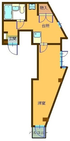 グリーン・ヴィレッジ / 2階 部屋画像1